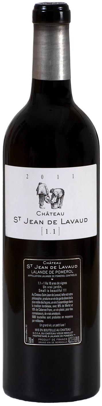 Château <br /> Saint Jean de Lavaud
